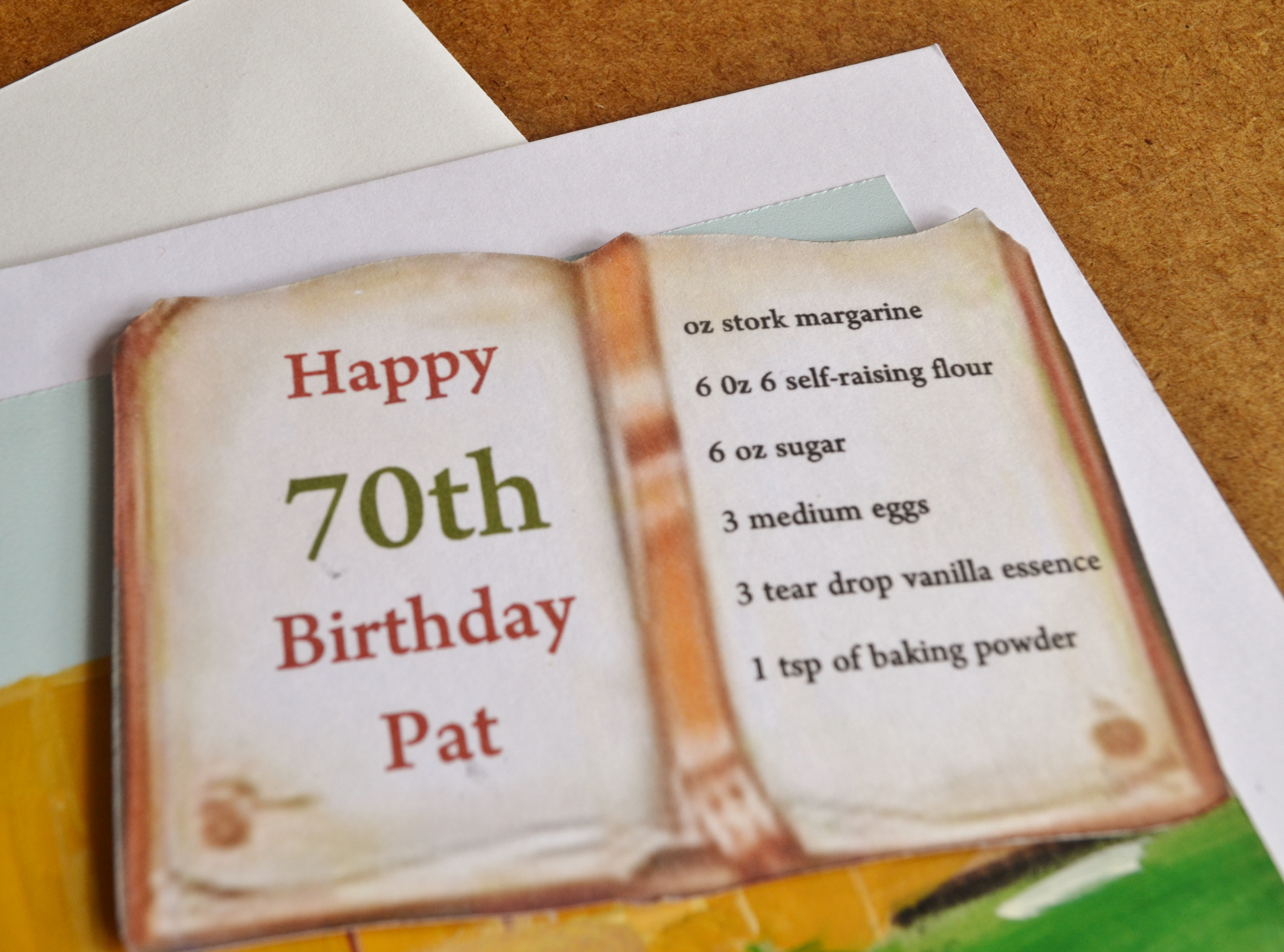Personalised handcrafted greeting cards for all occasions
